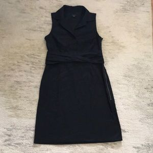 ANN TAYLOR Flirty Little Black Dress - Size 8